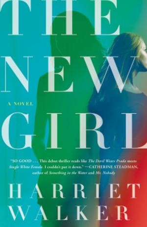 The New Girl book cover