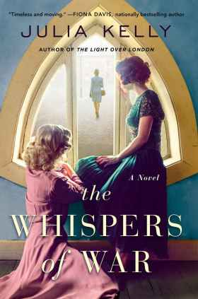 The Whispers of War - Book cover