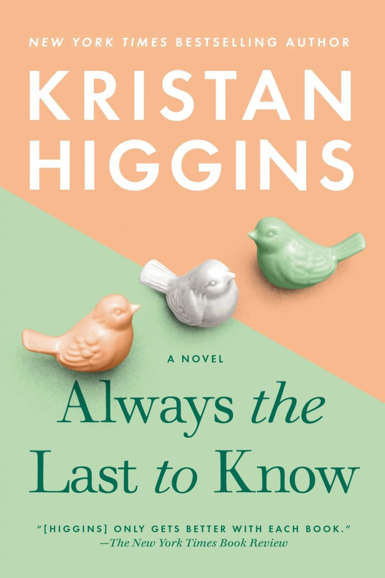 Always The Last To Know book cover