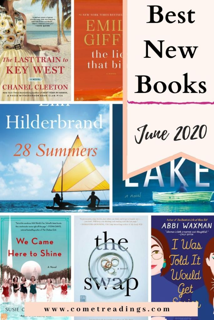 Best New Books - June 2020