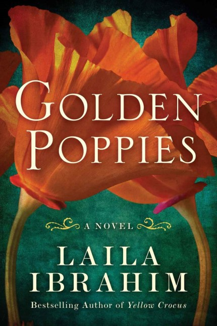 Golden Poppies book cover