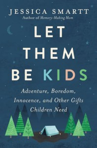 Let Them Be Kids book cover