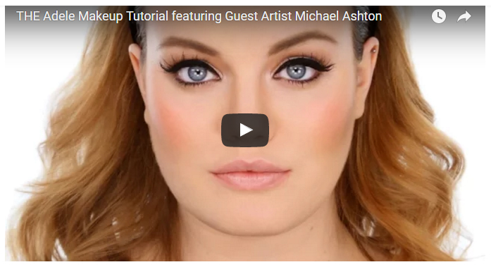 Adele S Makeup Artist Just Revealed The Secret To Her Perfect Cat Make Up