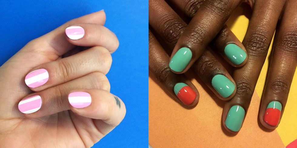 13 Short Nail Ideas To Try This Summer