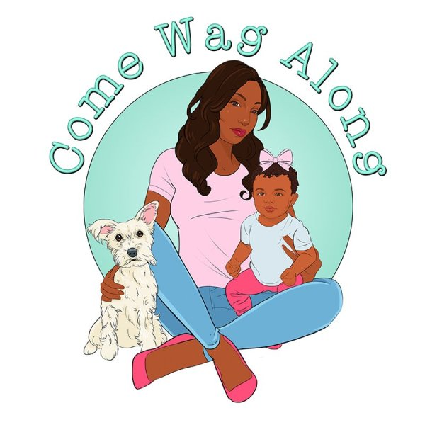 ComeWagAlong.com new logo