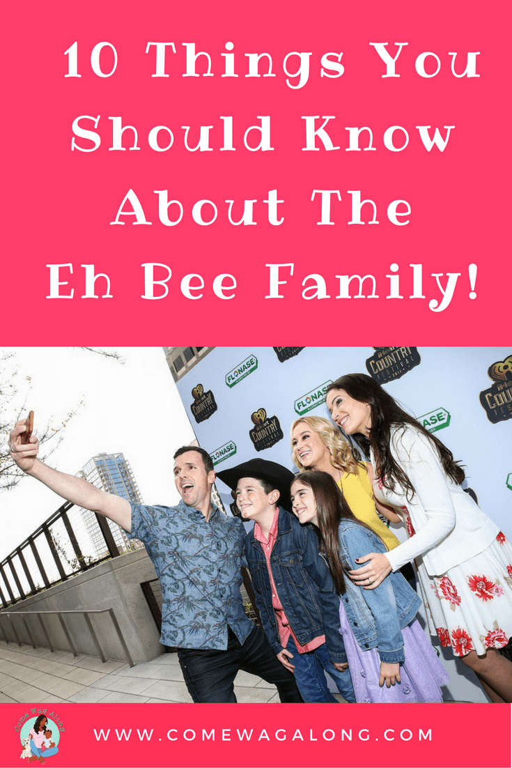 Eh Bee Family Interview - ComeWagAlong.com