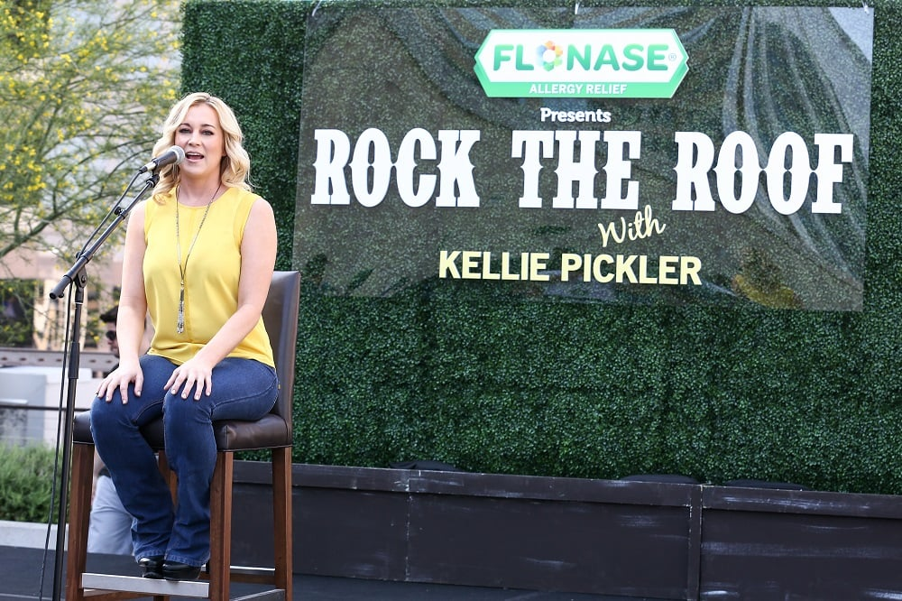 Kellie Pickler - Flonase partnership