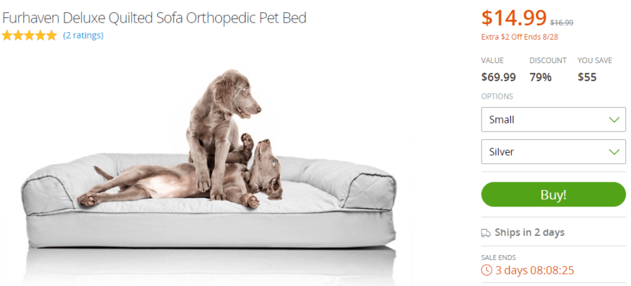 Groupon Deals for Pets