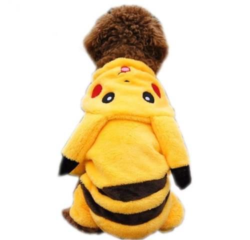Pokemon Dog Costume - Pickachu