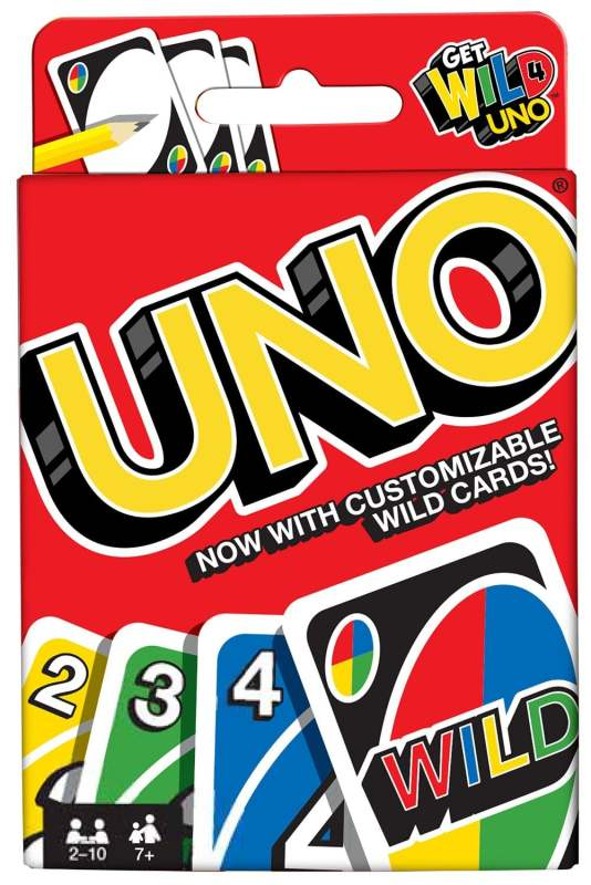 Uno card game - get will uno