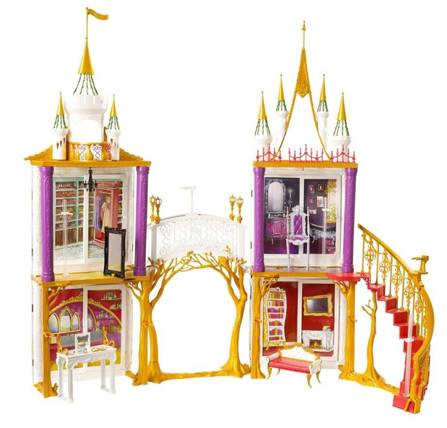 Ever After High Castle Playset - ComeWagAlong.com Holiday Gift Guide: Gifts for Kids
