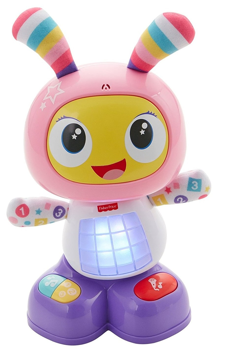 Fisher-Price Bright Beats Dance & Move Beatbo - ComeWagAlong.com Holiday Gift Guide for Toddlers