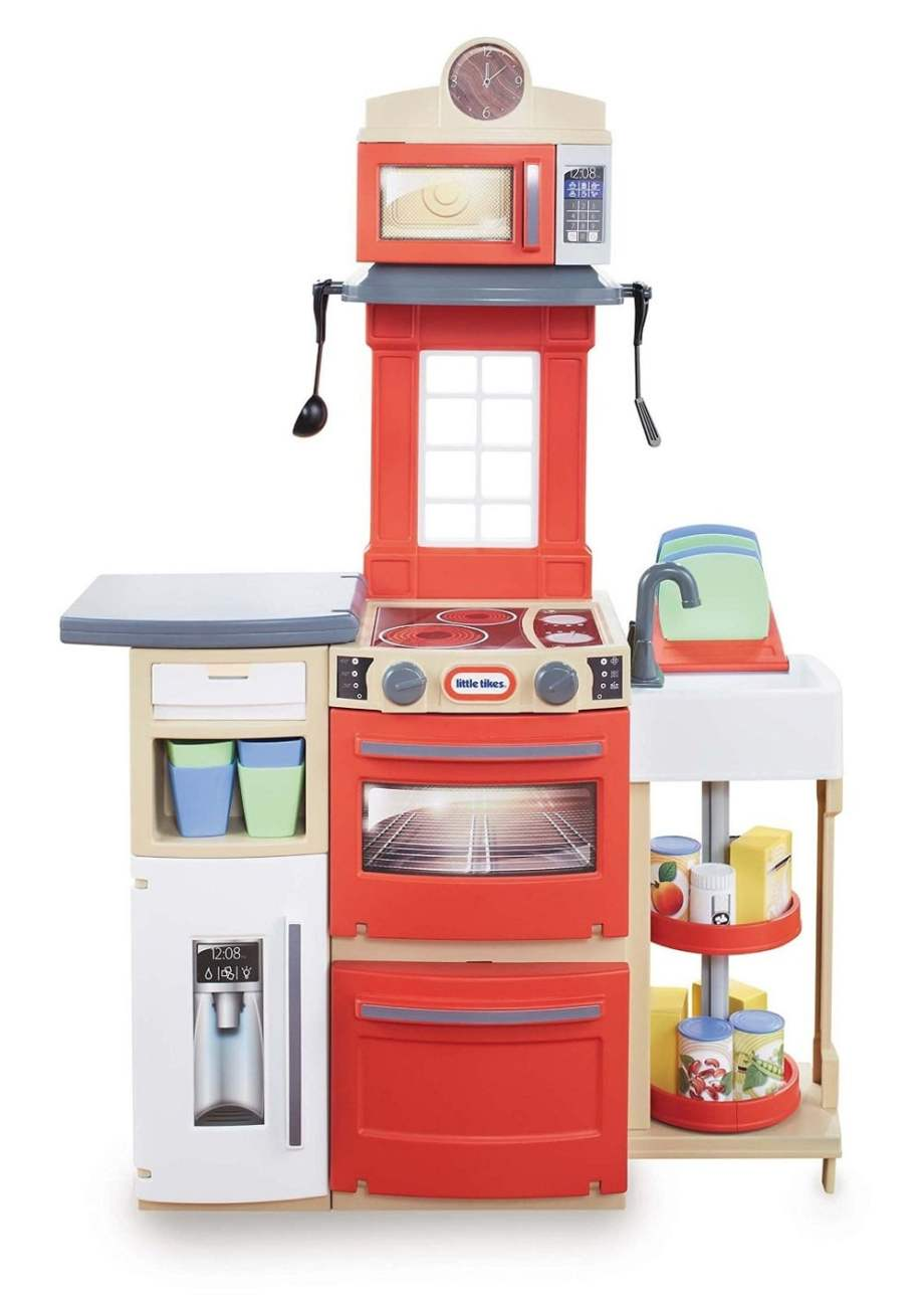 Little Tikes Cook 'n Store Kitchen Playset - ComeWagAlong.com Holiday Gift Guide for Toddlers