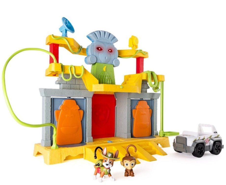 Paw Patrol - Monkey Temple Playset - ComeWagAlong.com Holiday Gift Guide for Toddlers