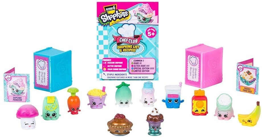 Shopkins Season 6 Chef Club - ComeWagAlong.com Holiday Gift Guide: Gifts for Kids