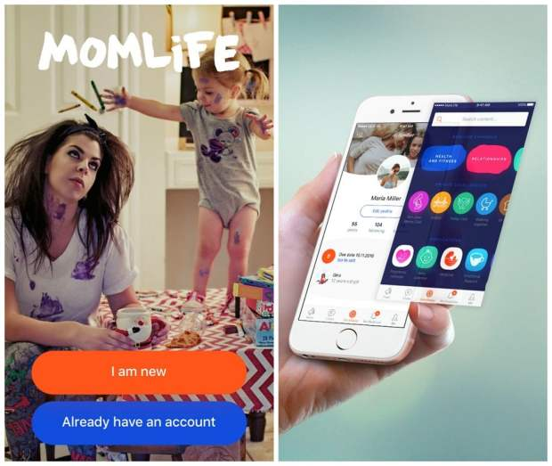 Join Mom Life App