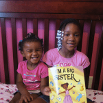 Book Review: I'm a Big Sister by Crystal Swain-Bates