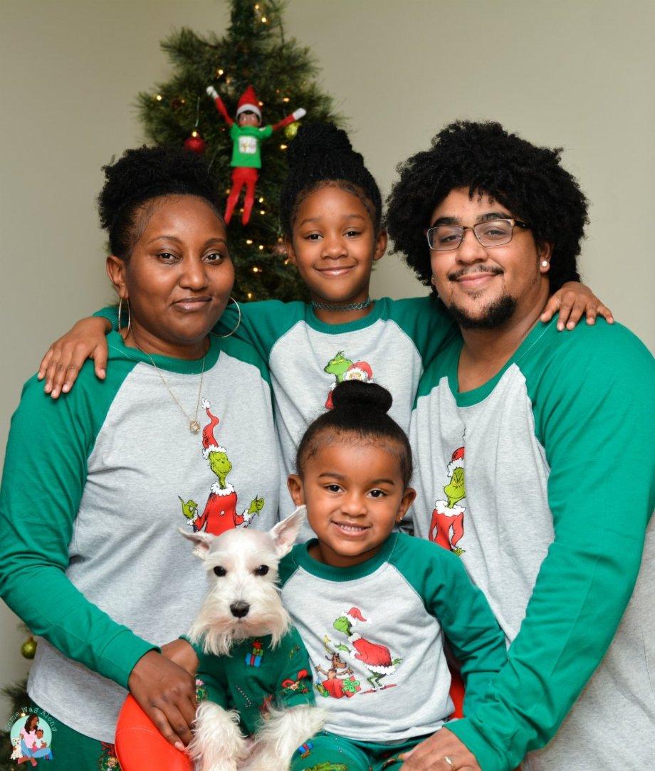 Christmas Matching PJs - Matching Family Pajamas
