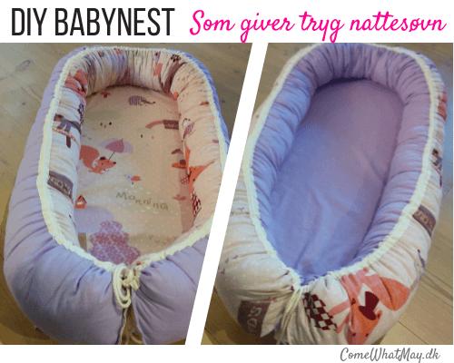 DIY – Babynest