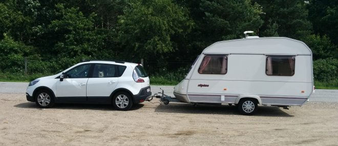 camping kør selv ferie med børn