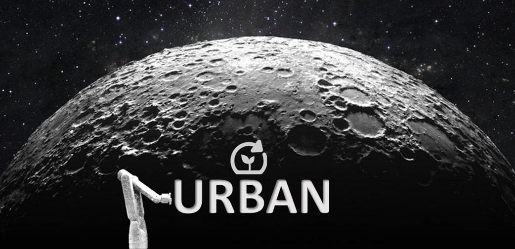 Design a lunar base using 3D printing technologies