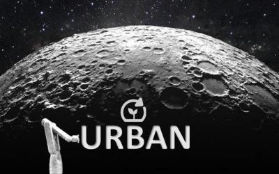 Design a lunar base using 3D printing technologies