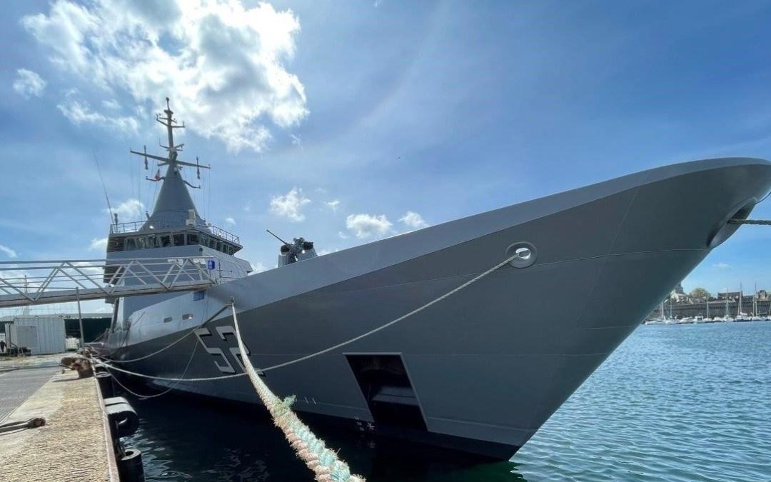 Fourniture d'un caisson de décompression projetable Cx1800 à destination de la Marine Argentine