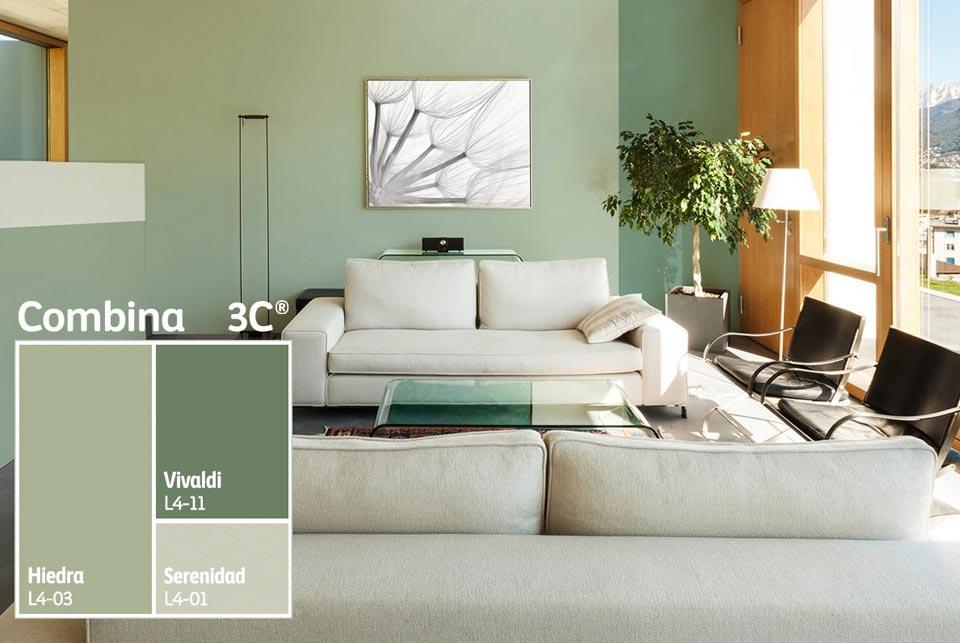 Colores De Pinturas Comex Para Salas Pintura Para Interiores
