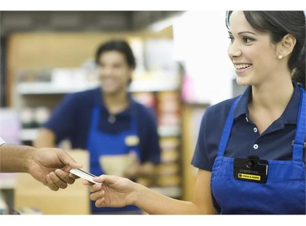 Retail Bodycams