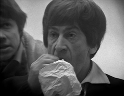 Image result for 2nd Doctor jellbaby