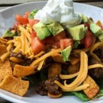 Super Sloppy Frito (Pie) Salad