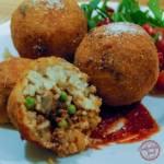 Arancini – Sicilian Risotto Balls