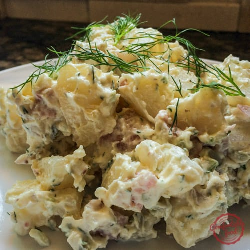 The best potato salad recipe.