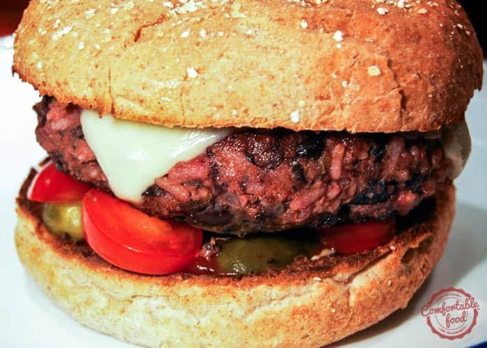 the best veggie burger recipe