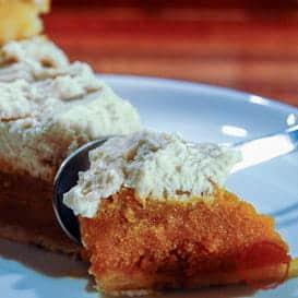 Super sweet pumpkin pie recipe.