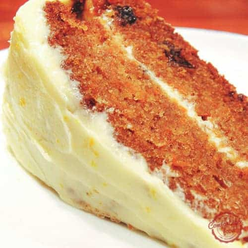 The secret ingredient in this Carrot Cake makes it the best ever.