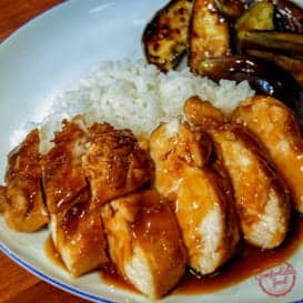 Tender and flavorful Chicken Teriyaki recipe.
