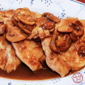 Very Tasty Chicken Marsala & Video