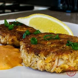 The Best Crab Cakes Ever & Video