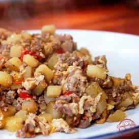 The best breakfast potatoes ever.