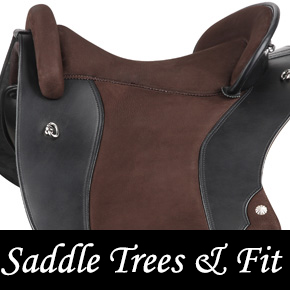 Saddle trees and fit