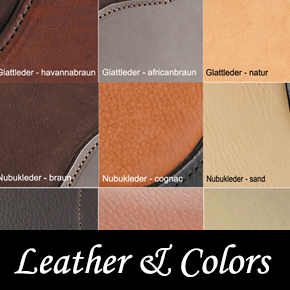 Leather & Colors