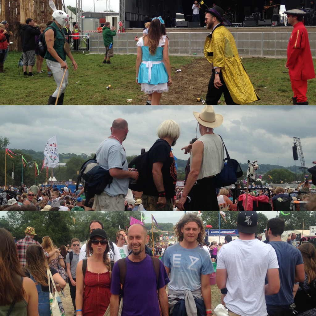 glastonbury people
