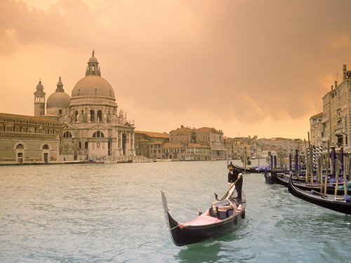 Grand Canal in Venice tour