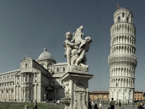 Tower of Pisa photo from Comfort Tour Italian Tour