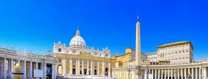 St. Peter's Basilica, Vatican City.  Italy