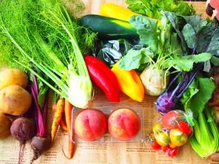 日持ちする野菜としない野菜