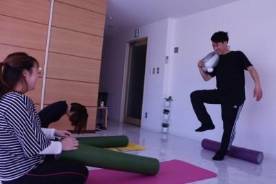 くびれ専門 ボディバランススタジオCOMFY 今月の会社deトレーニング Vol.5 16
