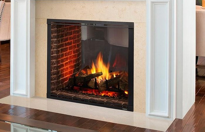 Majestic Marq42stin Marquis Ii 42 Direct Vent Gas Fireplace