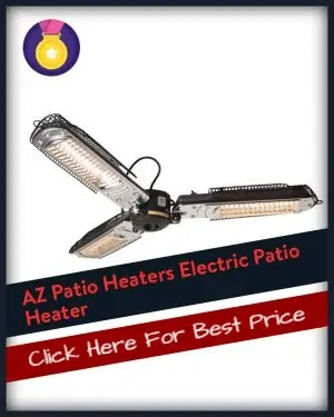 No.1 heater for outdoor patio